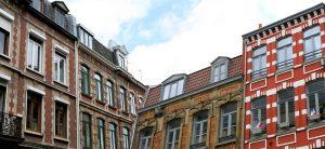 Facades Lille