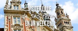 Week end Lille
