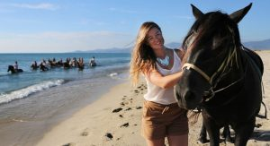 Balade cheval saint cyprien
