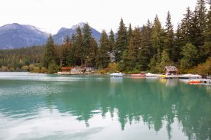 whistler green lake