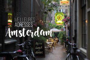 Adresses Amsterdam