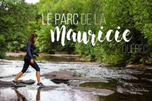 le parc de la Mauricie