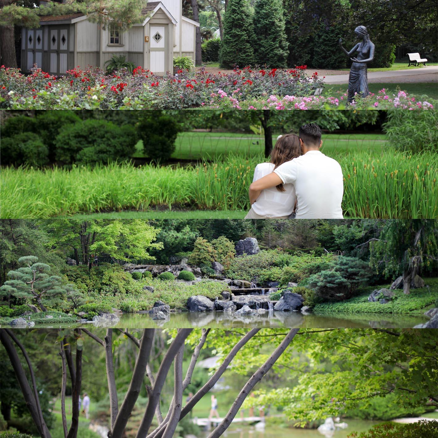 Jardin botanique montr al on met les voiles blog voyage for Jardin botanique decembre 2015
