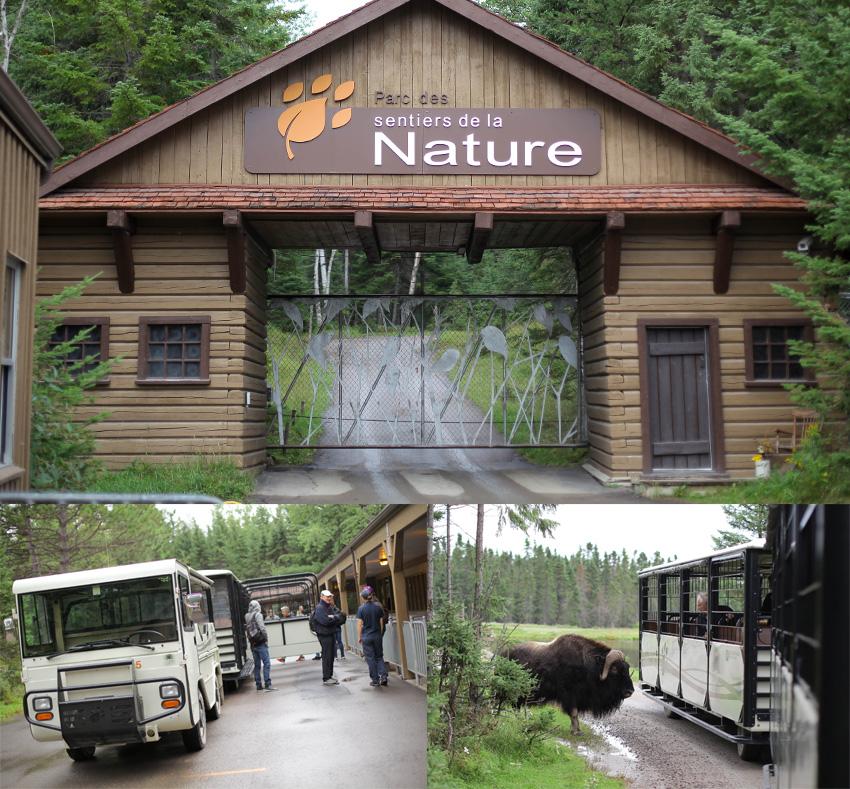 Parc des sentiers de la nature
