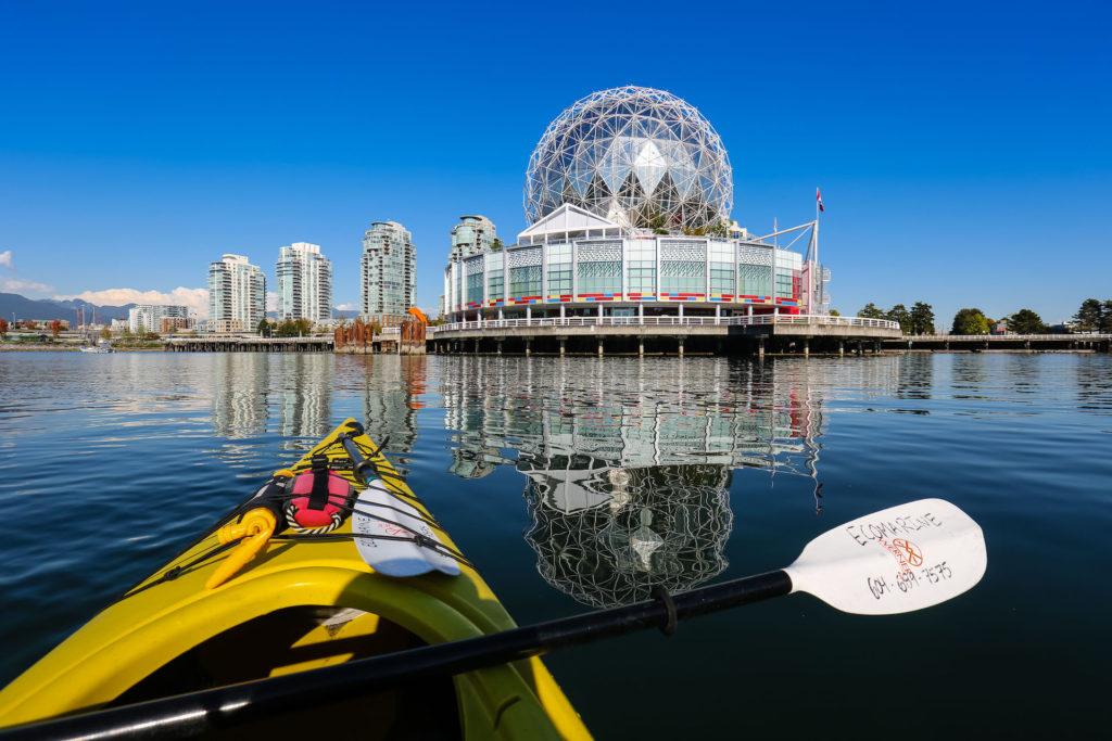 Vancouver Kayak