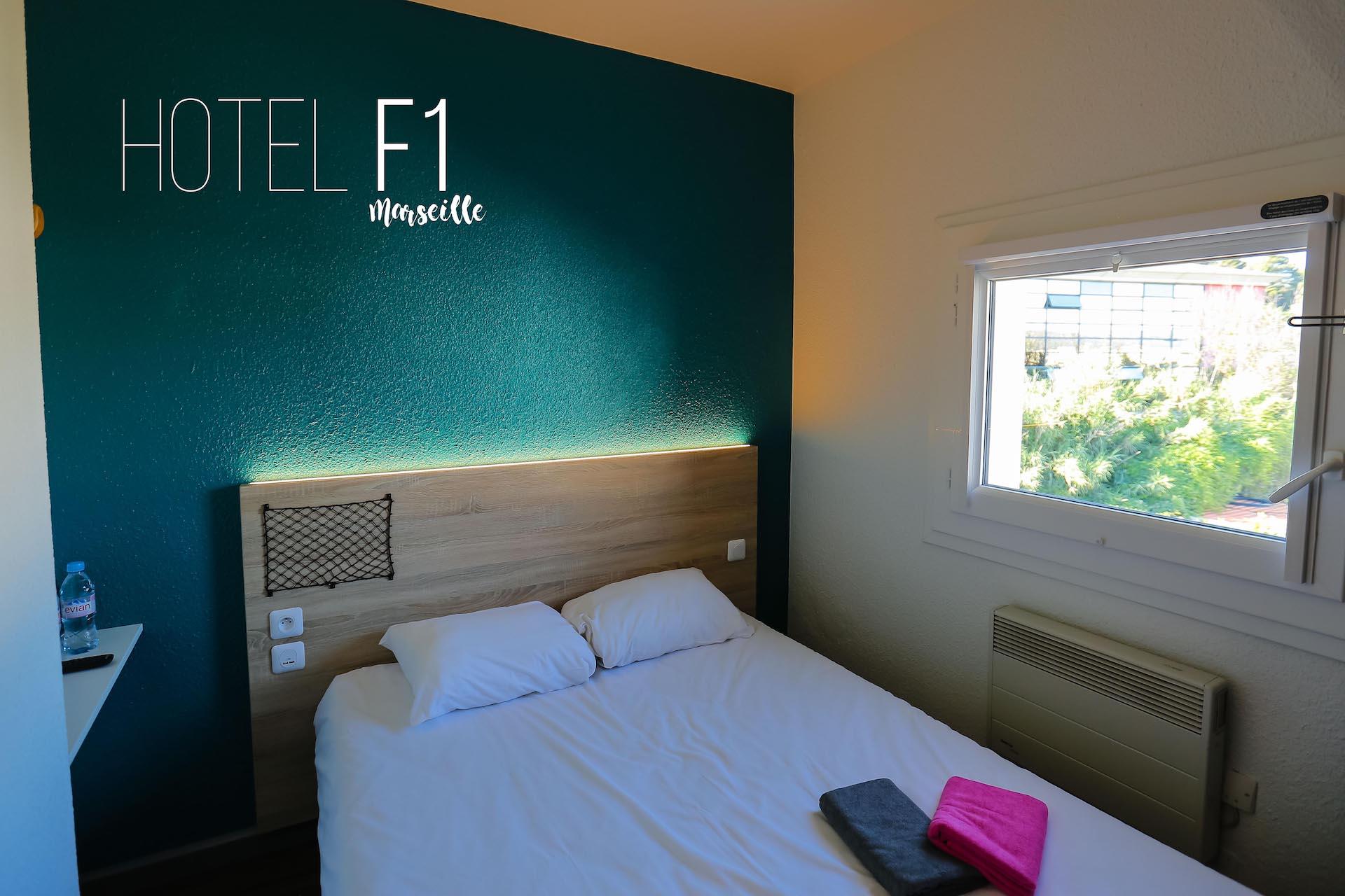 J\'ai testé les nouveaux Hôtels F1 : Moderne et pas cher! | On met ...