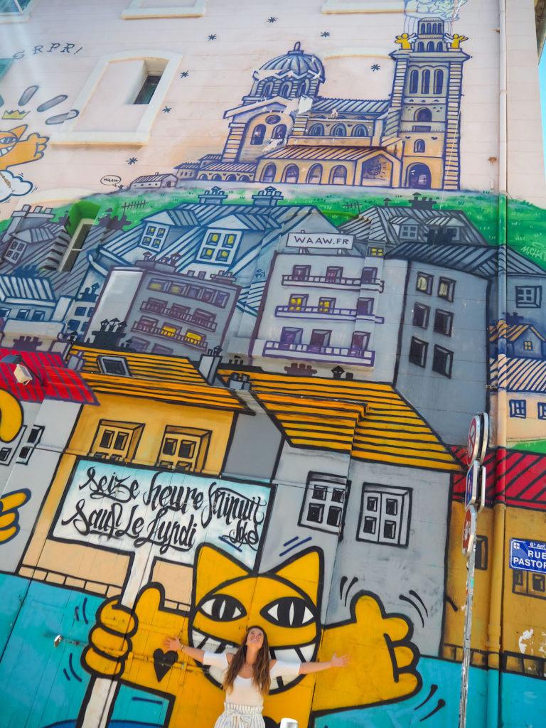 Cours Julien Marseille
