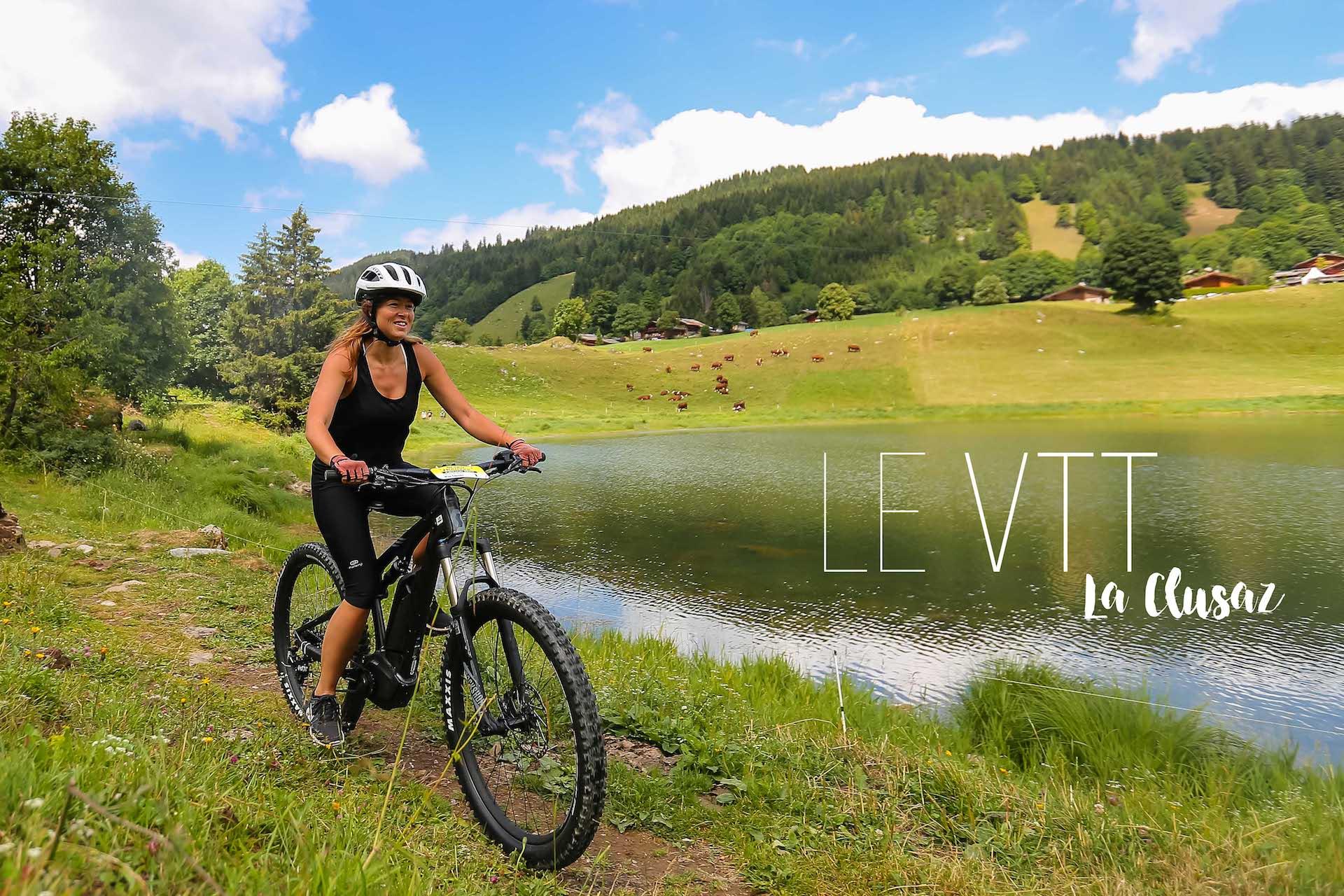 Activités à faire en montagne : le VTT