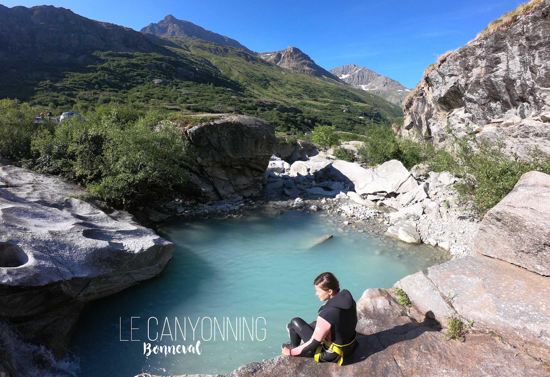 Activités à faire en montagne : le canyonning