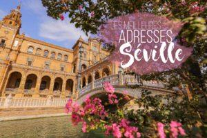 Meilleures adresses Seville