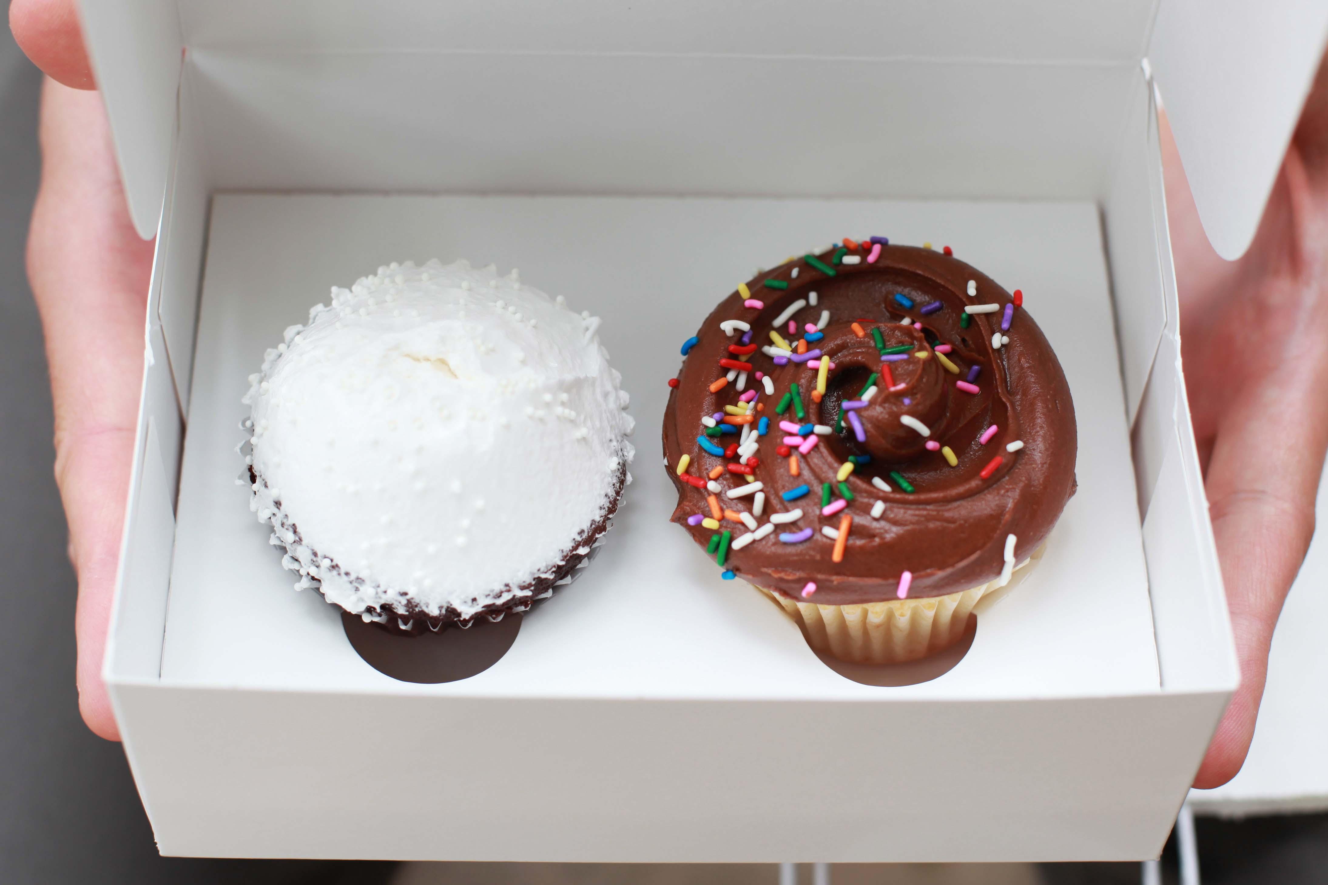Cupcake Magnolia Bakery