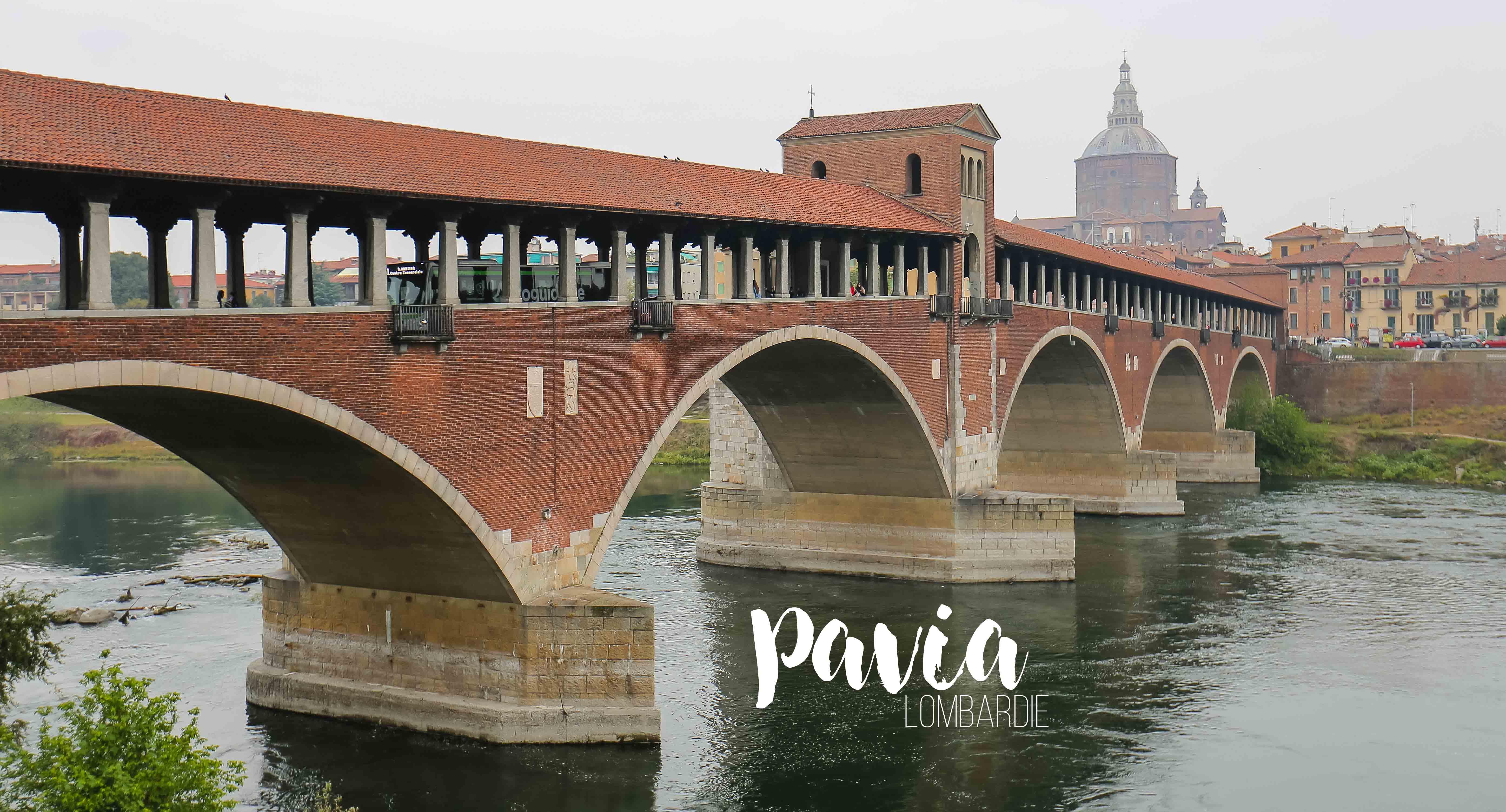 Lombardie Pavia