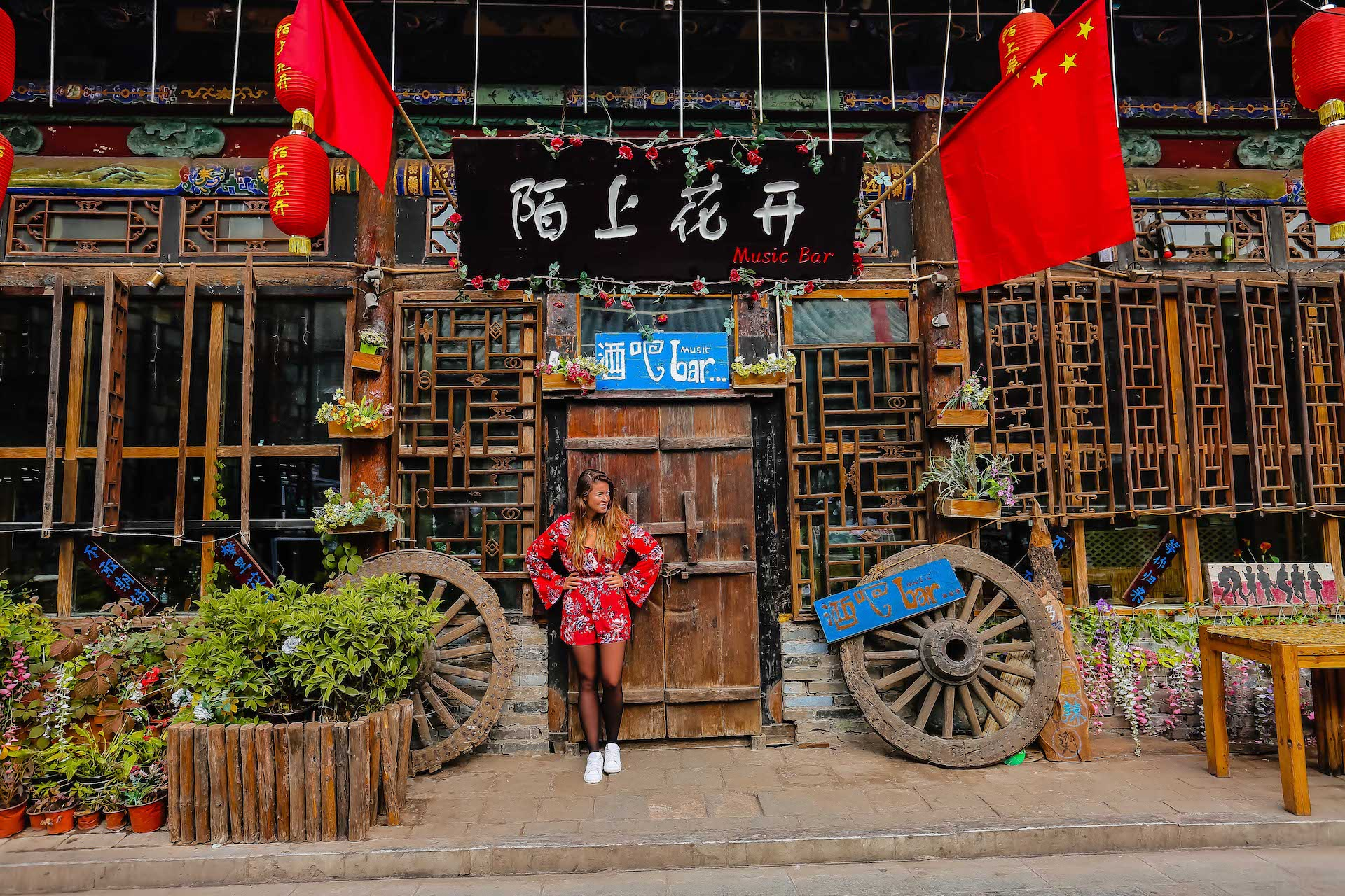 Visiter Pingyao