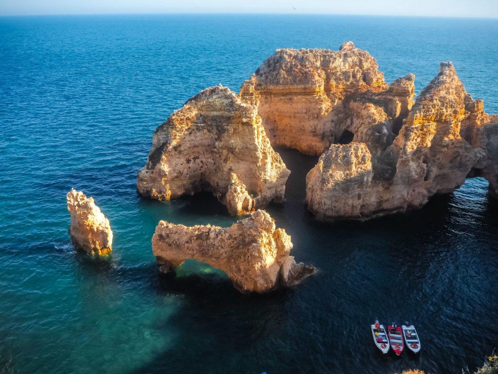 Que visiter en Algarve