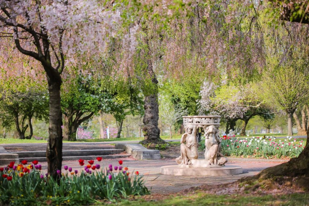 Philadelphie Fairmount park