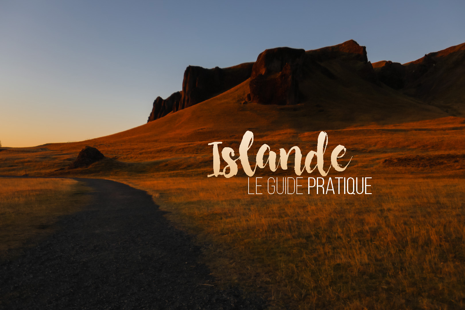 Islande guide pratique