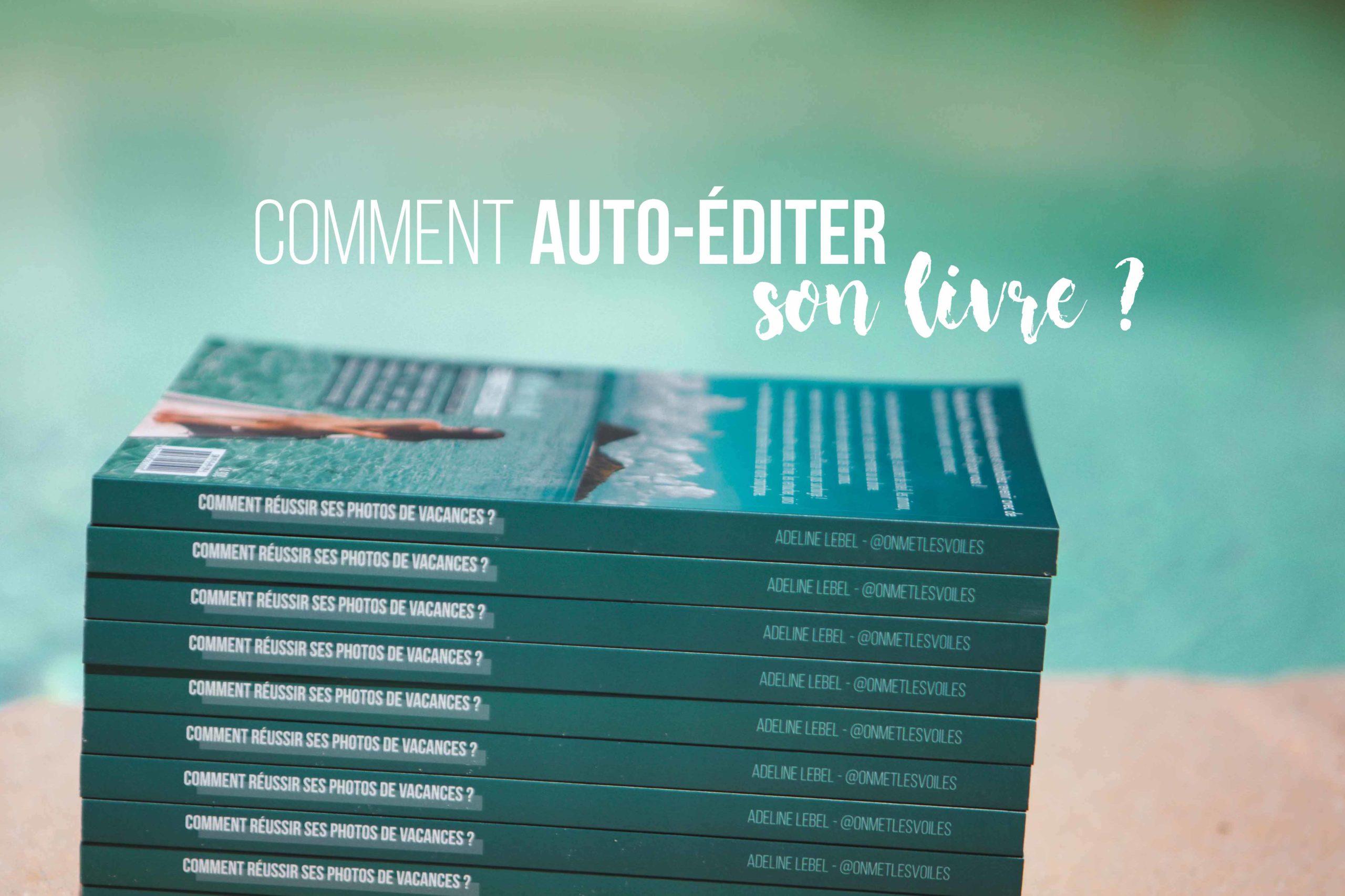 comment auto editer son livre